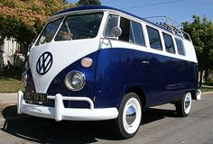 57 VW Bus