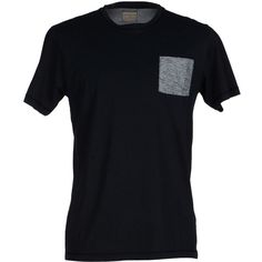 Selected Homme T-shirt ($25) ❤ liked on Polyvore featuring men's fashion, men's clothing, men's shirts, men's t-shirts, men, shirts, guy shirts, steel grey, mens short sleeve shirts y mens jersey t shirt