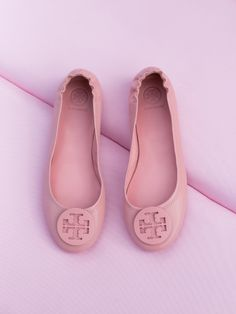 3b79f751ac60 Minnie Travel Ballet Flats in Leather   Suede