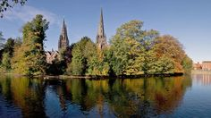 Idyllic property locations: Staffordshire