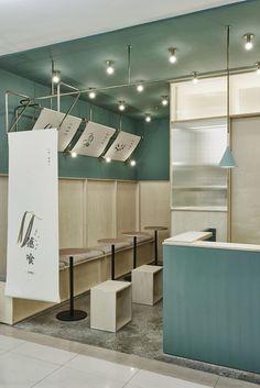 Best Home Decoration Stores Coffee Shop Design, Cafe Design, Store Design, Design Design, Retail Interior, Restaurant Interior Design, Modern Restaurant, Commercial Design, Commercial Interiors