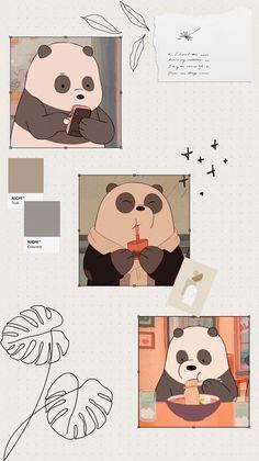Awesome Ideas For Panda We Bare Bears Wallpaper - Maria Markova 971