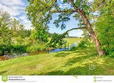 Résultat d'images pour Paysages de campagne et rivière douce