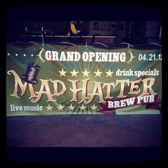 madhatter bar - Google Search