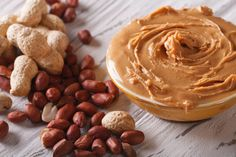 Peanut butter is divinely delicious. It is high in protein and healthy oil which can help with diabetes, weight loss,and Alzheimer's disease.