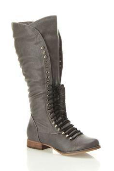 Georgia High Boots