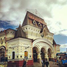 Железнодорожный вокзал Владивостока / Vladivostok Railway Station in Владивосток, Приморский край
