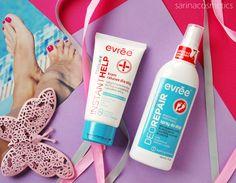 sarinacosmetics: Wakacje z Evrēe - pielęgnacja stóp   krem ratunek ... Feet Care, Shampoo, Personal Care, Bottle, Self Care, Foot Care, Personal Hygiene, Flask, Jars