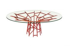 "Brazilian Design ""Graveto"" table - Leo Romano"