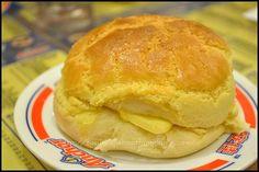 Butter Polo Bun @ Kam Wah Cafe
