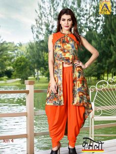 Indian Handicrfats Export The Dressery Womens Faux Crepe Top