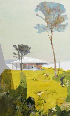 Retallack Thompson #arquitectura #dibujos #perspectivas