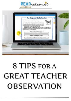 These teacher observation tips will be great for new teachers or veteran teachers who want to try something new.