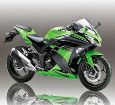 Kawasaki Ninja 250 New SE + ABS
