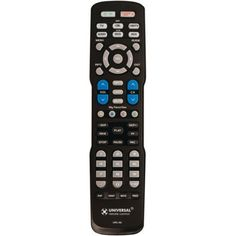URC A6 Pre-Programmed and Learning Universal Remote Control for up to 6 A/V Components by URC. $16.14. From the Manufacturer                 URC-A6 Universal Remote: Simplify Control of Your Home Theater When you're upgrading your home theater, you'll quickly notice that every new component such as a Blu-ray player or new receiver comes with yet another remote control. That can be a lot of clutter on your coffee table. Do you really need six or seven remotes to c...