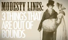 When modesty and fashion collide, can God still be pleased? Find out 3 things that you may have heard but are unrelated to modesty.    More Here: http://wadeoradio.com/modesty-lines-3-things-that-are-out-of-bounds/#
