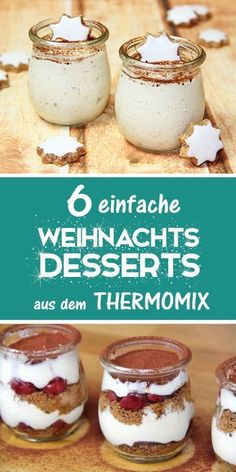 & easy Christmas desserts from the Thermomix. - visit on : JQuick & easy Christmas desserts from the Thermomix. Quick Dessert Recipes, Quick Easy Desserts, Easy Cake Recipes, Dinner Recipes, Mini Desserts, Christmas Desserts Easy, Christmas Parties, Christmas Treats, Desserts Thermomix