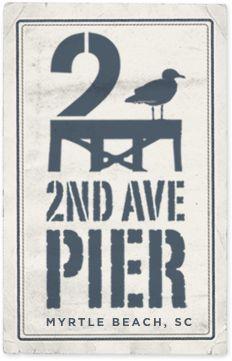 Restaurant - Second Avenue Pier, Myrtle Beach, SC- fine dining $$