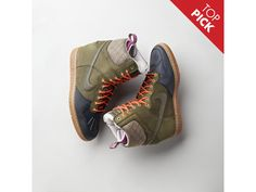 Nike Dunk Sky Hi SneakerBoot Women's Shoe - 180 € I just love tchem!