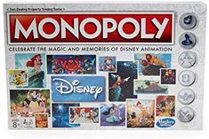 Gandalf, Legolas, Jack Skellington, Disney Animation, Big Bang Theory, Disney Themed Games, Monopoly Game, Monopoly Board, Disney Fanatic
