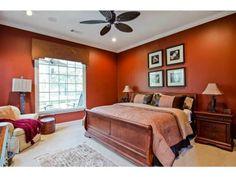 A unique rust color. Atlanta, GA Coldwell Banker Residential Brokerage