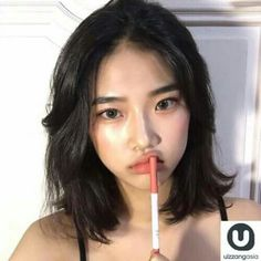 Hair black short korean Ideas for 2019 Ulzzang Short Hair, Korean Short Hair, Long Asian Hair, Short Black Hairstyles, Trendy Hairstyles, Black Hair Aesthetic, Medium Hair Styles, Short Hair Styles, Girl Short Hair