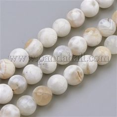 20pcs Natural Shell Pearl Drop Beads Half-Drilled Smooth Big Loose Beads 30~31mm