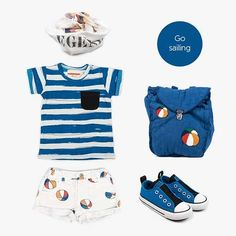 Go Sailing Baby Online, Kind Mode, Sailing, Kids Fashion, Shopping, Clothes, Style, Candle, Outfits