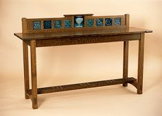 arts and crafts movement furniture -