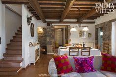 Rent Villa Casale Giulia 6 at Arcidosso Grosseto in Tuscany | Emmavillas.com - Photo Gallery