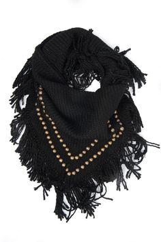 B.loved sjaal zwart