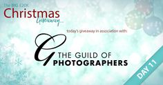 The BIG £20K Christmas Giveaway – In Day 11 of our daily festive giveaway, we've teamed up with our friends at The Guild Of Photographers to give away EIGHTEEN fantastic prizes. Today, you've got a chance of winning 1 of 10 Free Professional Memberships to The Guild of Photographers, 1 of 5 Discount Vouchers towards a Professional or Standard Guild of Photographers Membership and 1 of 3 Edge Prints from Loxley Colour – IN ANY SIZE! Enter now at: www.facebook.com/LoxleyColour/