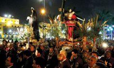 Cercado de Lima concentrará las actividades por Semana Santa