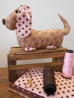 Cachorro peso de porta - C