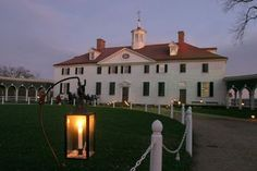 Christmas at Mount Vernon transports visitors back in time to experience the holidays with themed decorations, historical demonstrations, 18th-century dancing and more.