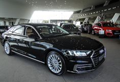 Stunning Audi lands in our dealership! Audi A8, A5 Coupe, A6 Avant, Welcome To The Future, Design Language, Driving Test, Used Cars