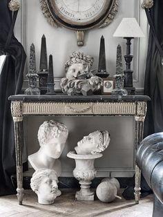 HOME & GARDEN: 20 idées de bustes décoratifs