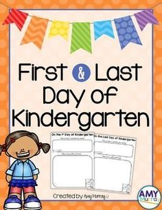 FREEBIE! First and Last Day of Kindergarten Name Writing & Self-PortraitIt  Find it here:  https://www.teacherspayteachers.com/Product/FREEBIE-First-and-Last-Day-of-Kindergarten-Name-Writing-Self-Portrait-2741689
