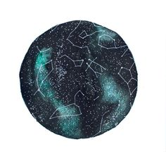Fine Art Print Watercolor Star Chart Print Constellations Night Sky... ($20) ❤ liked on Polyvore featuring home, home decor, wall art, watercolour painting, water colour painting, outdoor wall art, motivational wall art and unframed wall art