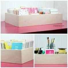 Project Life Storage Box