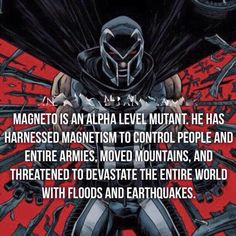 Magneto Fact
