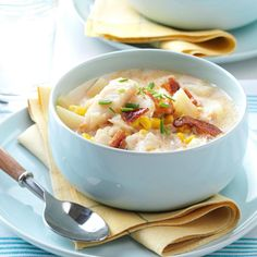 "Country Fish Chowder Recipe -You'll think you're on Cape Cod when you taste this thick, wholesome chowder made from a recipe I've treasured for many years. It's one of my husband's favorites. He likes it more and more, because over the years I've ""customized"" the basic recipe by including ingredients he enjoys. —Linda Lazaroff, Hebron, Connecticut"