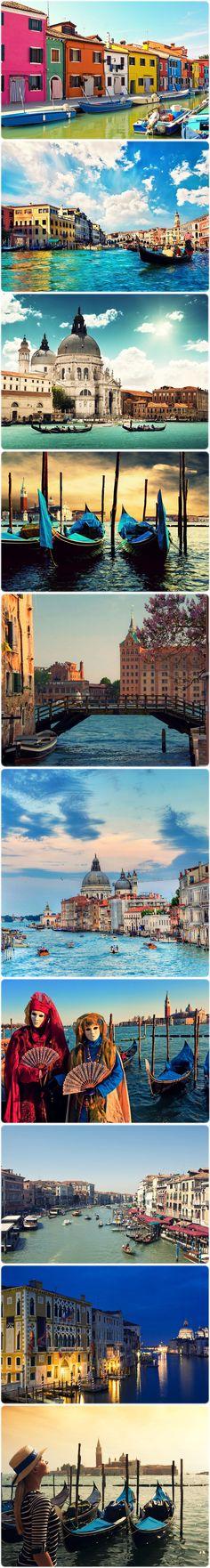 Venice, Italy ♡♡ So beautiful Ailleurs communication…