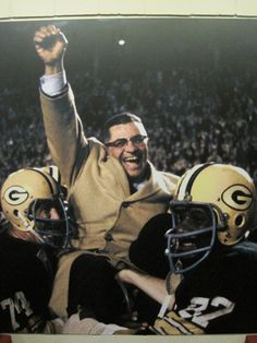 Iconic photo of Lombardi - February 1, 1967 | Flickr - Photo Sharing!