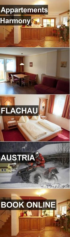 Hotel Appartements Harmony in Flachau, Austria. For more information, photos, reviews and best prices please follow the link. #Austria #Flachau #travel #vacation #hotel