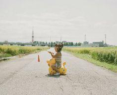 ©Nagano Toyokazu. Magic Road. Fotografía   Photography