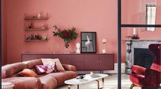 Tons de rosa: lindas inspirações e como usar a cor na decoração