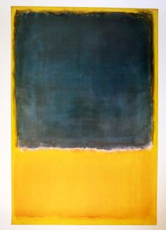 "dailyrothko: ""Mark Rothko, Untitled, 1950 """