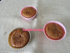 Muffins de banana e canela http://tertuliadasusy.blogspot.pt/2013/05/muffins-de-banana-e-canela.html