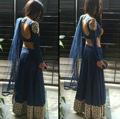 Light lehenga